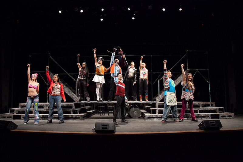 Musical Rent SMC
