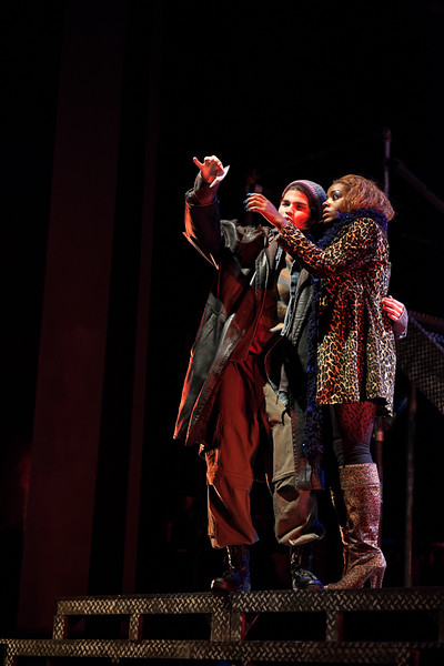 "A Production of ""Rent"" at Santa Monica College"