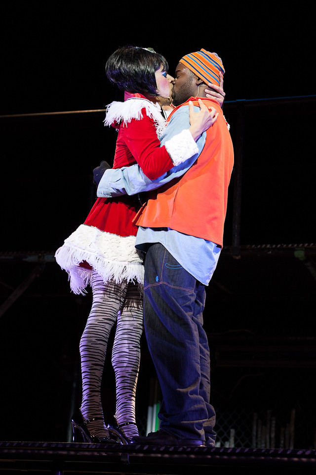 """A Production of """"Rent"""" at Santa Monica College"""