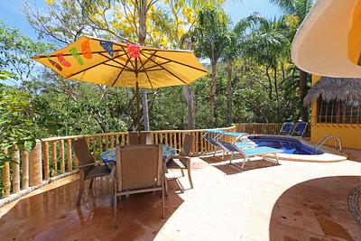 Casa Pajaro - Villas Rana Verde - Sayulita Nayarit Mexico