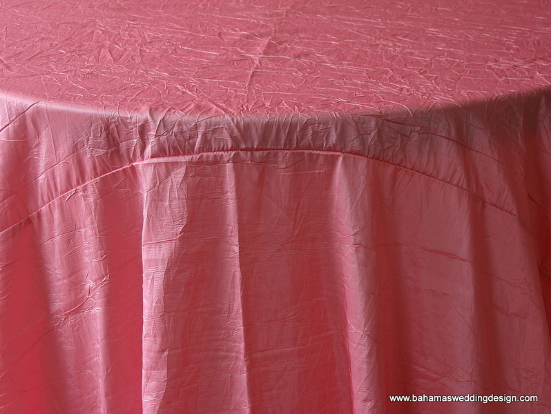 Crushed Taffeta - Pink