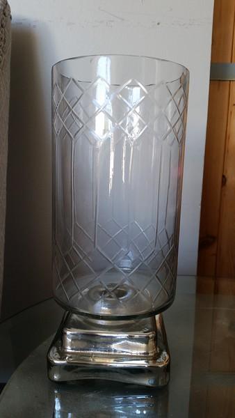 Edged Glass Hurrican 11.5 x 5