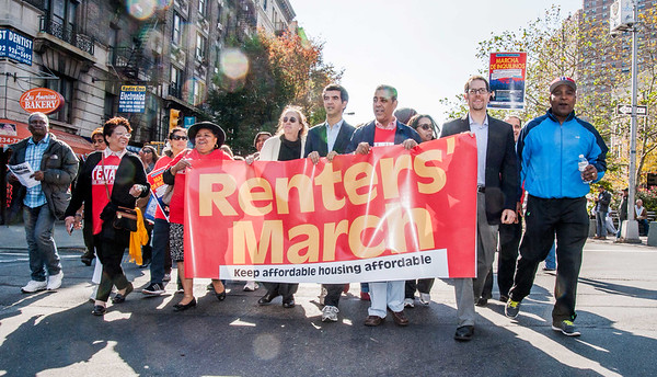 Renter's March 2014