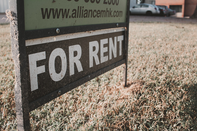 Finding housing is necessary for all students, but can be difficult for both students and the landlords they might live under. Photos taken Sept. 29, 2019. (Katelin Woods | Collegian Media Group)