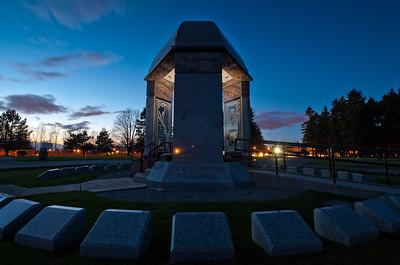 Jimi Hendrix Memorial, Renton