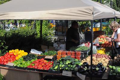 Renton Farmer's Market 2009