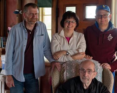 Renwick family pix