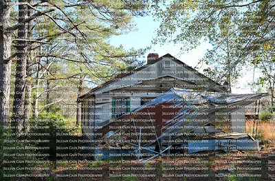 Broken down home in Georgia