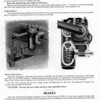 Brake Adjustment / Repair Info (Reference Manual)
