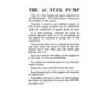 Fuel Pump Bulletin (No. 3 - Aug. 1/28) - Page 1