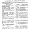 K-S Telegage / Gas gauge repair instructions - Pg. 4