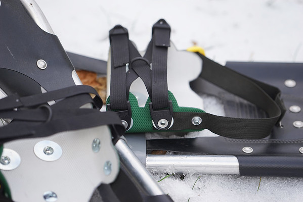 Snowshoe Binding Repair 2