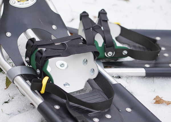 Snowshoe Binding Repair 1
