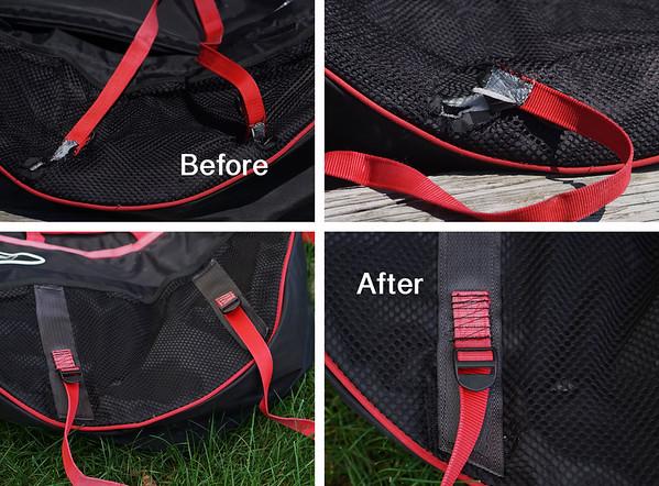 Boat Gear Bow Bag