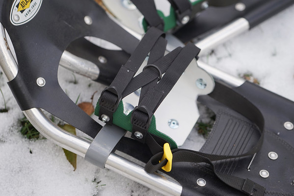 Snowshoe Binding Repair 3