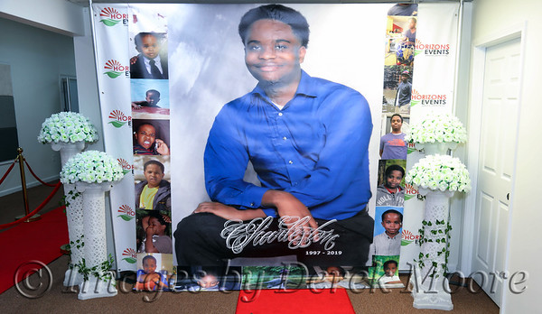 Repast for Charleston Russell