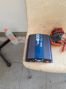 Replace older inverter