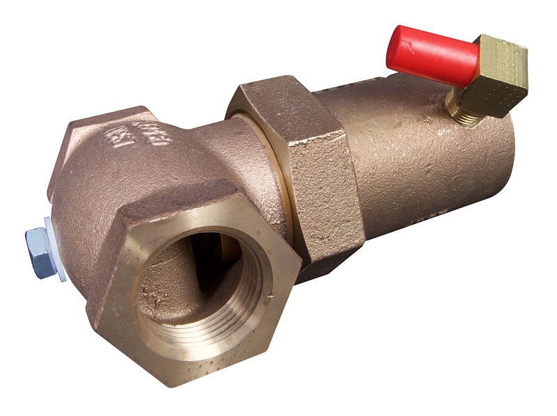 "1"" Piston Outlet Valve"