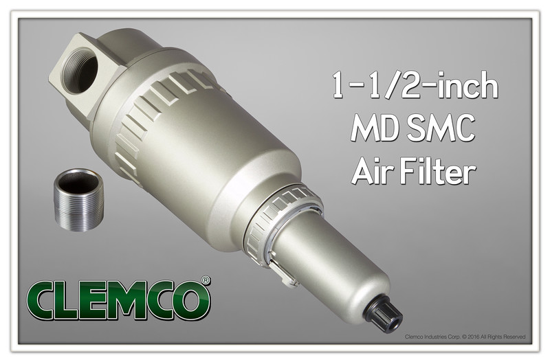 "1.5"" MD SMC Air Filter"