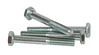 "Hex Head Bolts, 1/4"" x 4"""