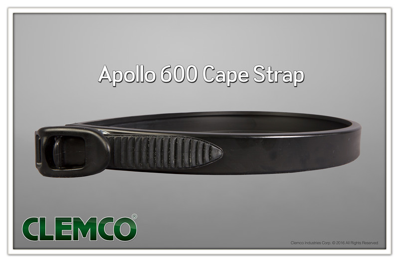 Apollo 600 Cape Strap