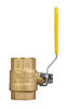 Ball Valve with Handle, 1-1/4""
