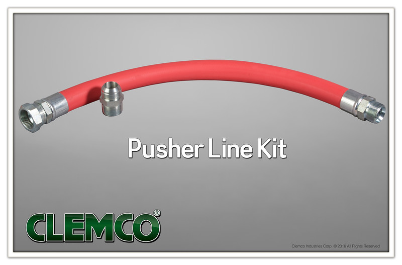 Blast Machine Pusher Line Kit