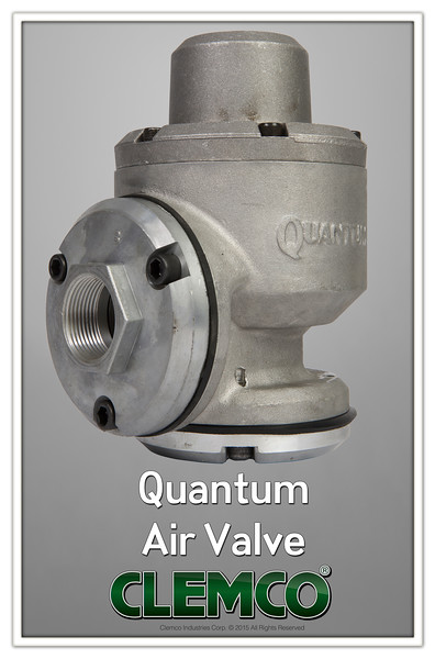 Quantum Air Valve
