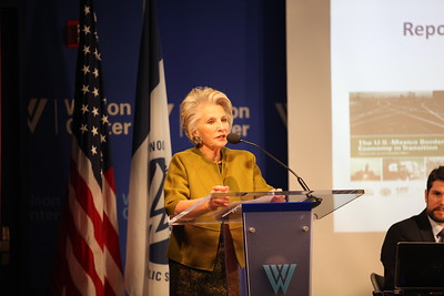 Report Launch: The U.S.-Mexico Border in Transition