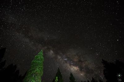 Milky Way 5, La Palma Island