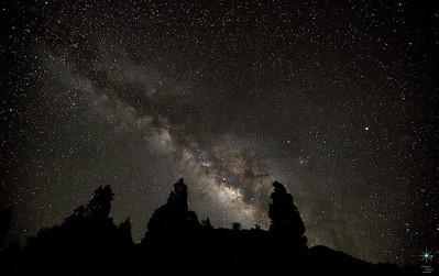 Milky Way 9, La Palma