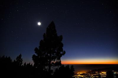 Sunset 1, La Palma