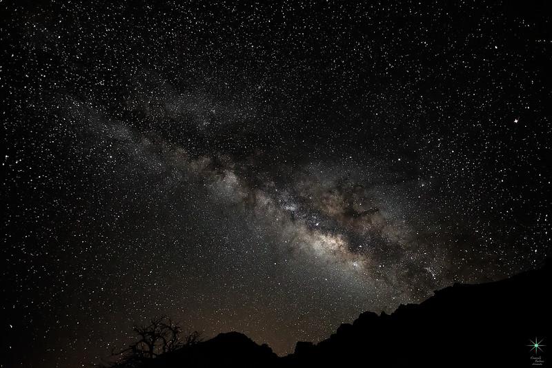 Milky Way 10, La Palma