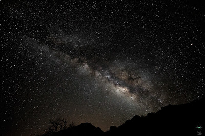Milky Way 10, La Palma