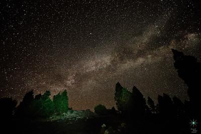 Milky Way 12, La Palma