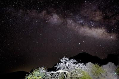 Milky Way 11, La Palma Island