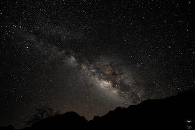 Milky Way 8, La Palma Island