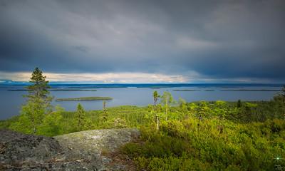 Mäkränaho, Koli. Finland