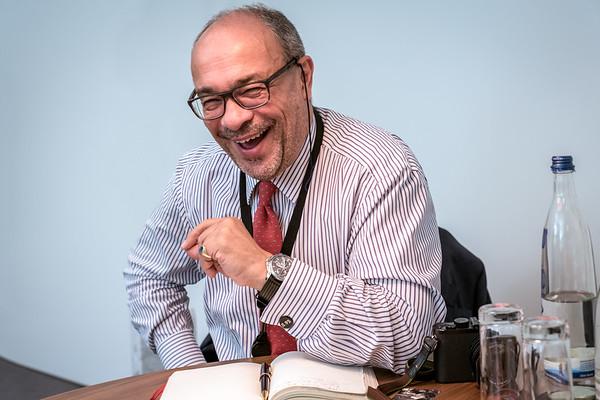 Dr Andreas Kaufmann, Chairman of Supervisory Board, Leica