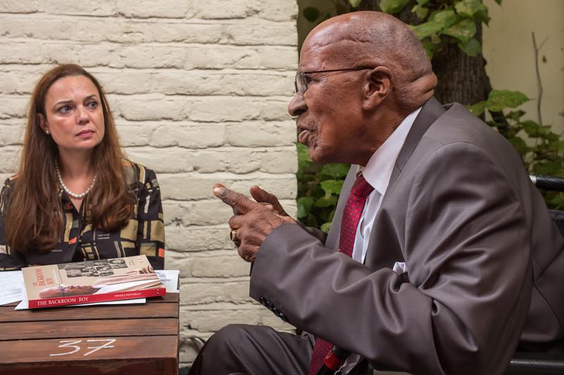 Afternoon Conversation with Maya Prabhu