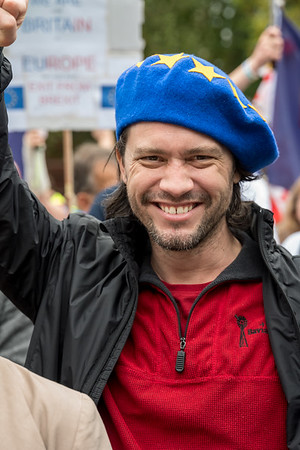 Dr Mike Galsworthy, Scientists for EU