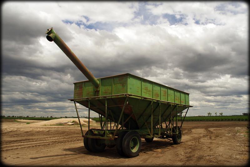 The farming operation