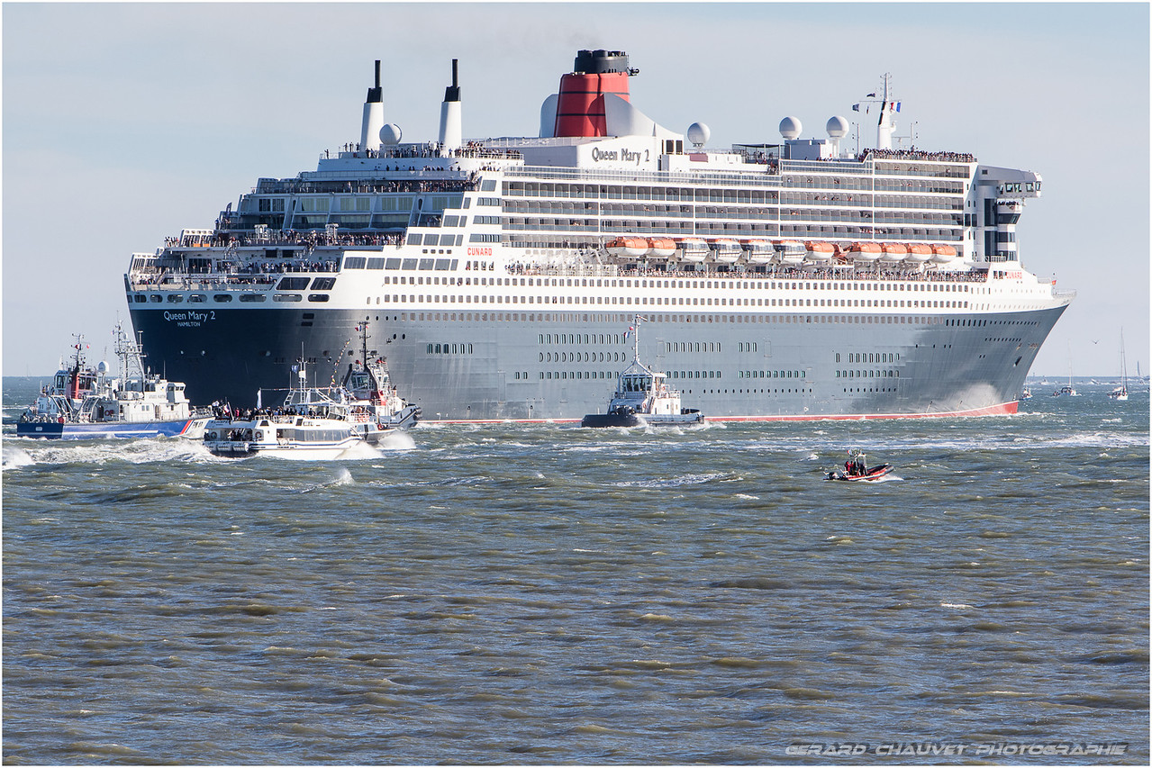 6 _ Queen Mary 2