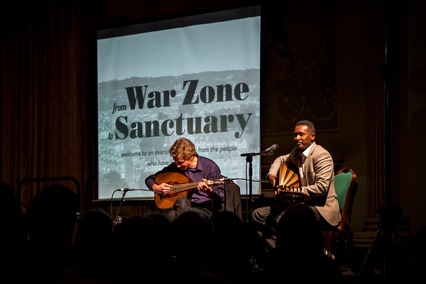 Nabra - Oud duo Ali Elmubarak (Sudan) and Knud Stüwe (Germany)