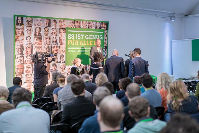"""Gerechtigkeitskongress """"Es ist genug für alle da"""" von Bündnis 90 Die Grünen, FORUM Factory, Berlin, 17. Juni 2016"""