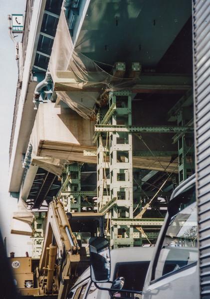Sumiyoshi, Japan, February 1995