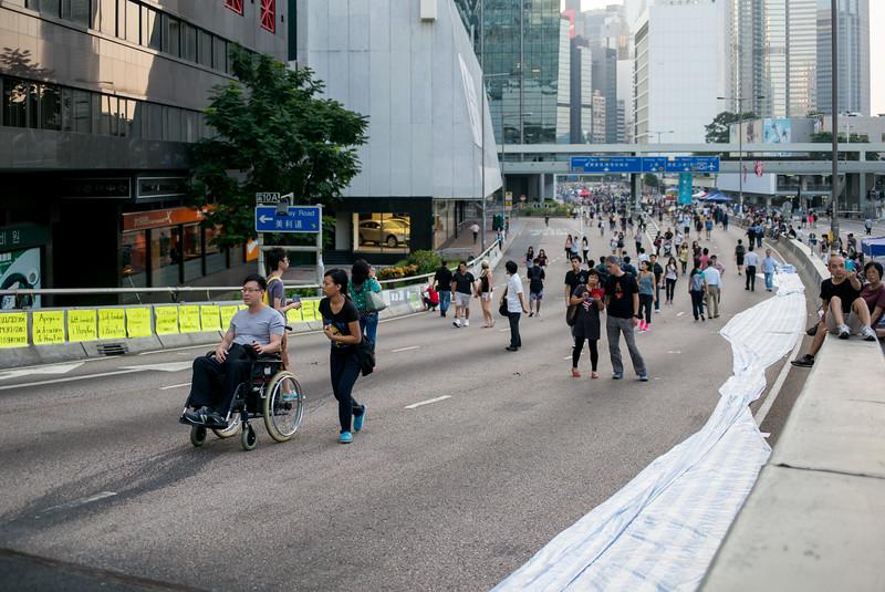 """Hong Kong """"Umbrella"""" Protests, 2014"""