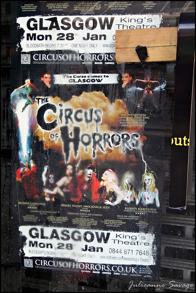 Circus of Horrors!!