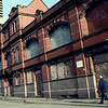 Derelict Whitevale Public Baths, Gallowgate