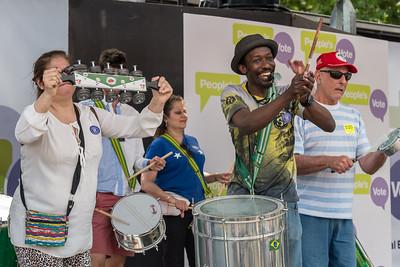 The Samba Band